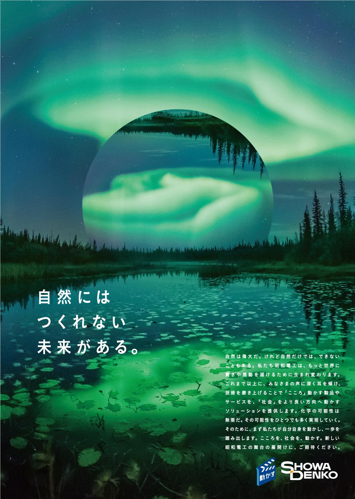 化学式_広告ライブラリー | 会社情報 | 昭和電工株式会社