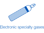 Electronic specialty gases